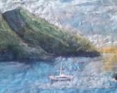 original Mountain sailing...