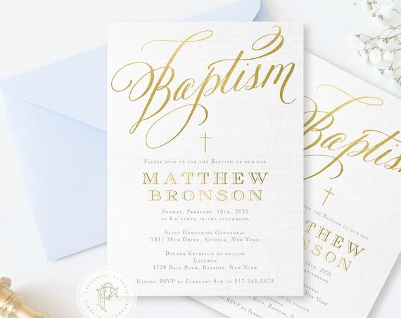 Baptism invitations - baptism invitation - christening Invitation - cross invitation - religious invitation -  baptism - cross invite