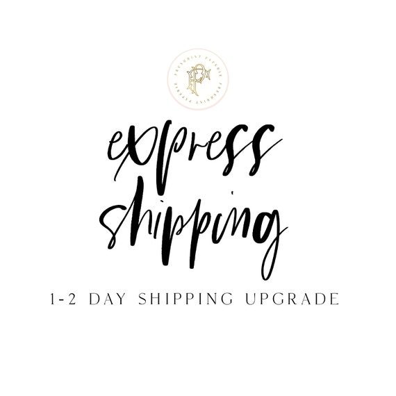 Express Shipping Upgrade - 1-2 day shipping upgrade