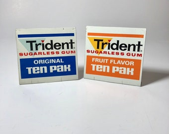 how does trident gum relate to greek mythology
