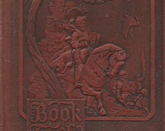 Book Trails on the Highroad to Adventure 1928