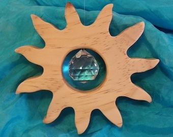 Here comes the Sun Suncatcher