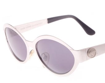 7f9f9fc1806 Versace S97 Biggie Smalls oval metal unisex sunglasses