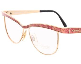 d5ff192369 Missoni vintage cateye eyeglasses