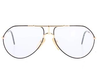 27605bd0c57 Essilor vintage aviator eyeglasses frames made in France