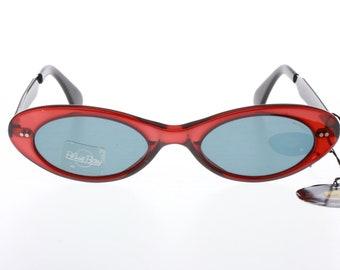 3d52d1afada5 Vintage Red Cat eye sunglasses