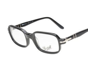 b65617bb32 Persol 2512-V classic geeky rectangular squared cello frames hand made in  Italy with the classic arrow hinges and meflecto temples