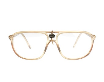 a5ca6872f805 Lozza Zilo classic Italian celluloid double bridge aviator eyeglasses in 3  color variations
