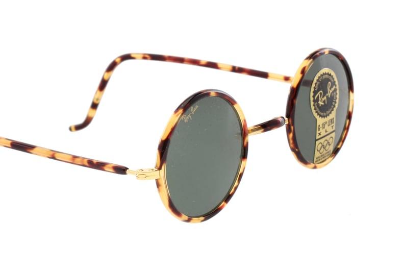 041bd7e2a98 Ray-Ban B L Cheyenne II sunglasses round tortoise cello