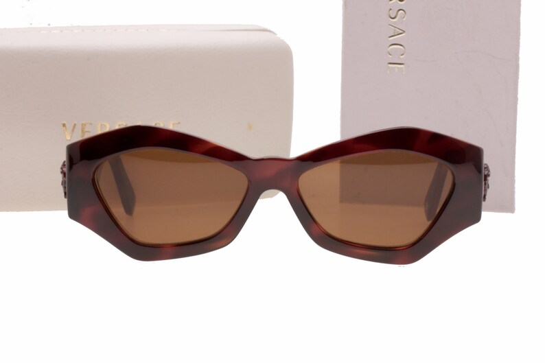 95d6863c5a0a Gianni Versace sunglasses Mod. 420 C medusa greek frame hand
