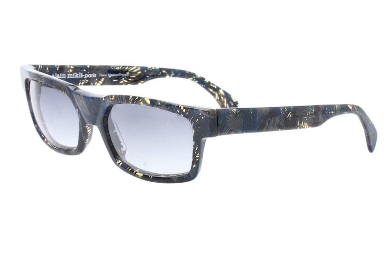 c753ff1c458e9 Alain Mikli AM 89 vintage squared sunglasses in a beautiful