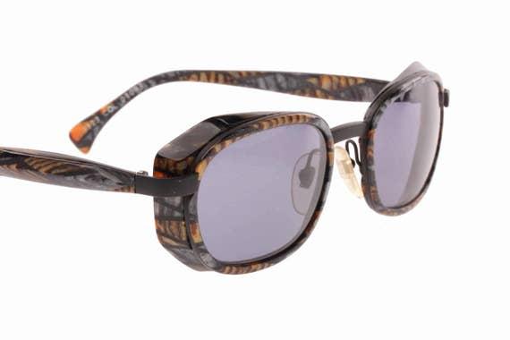 139e8291df8 Alain Mikli square sunglasses slightly side cupped style