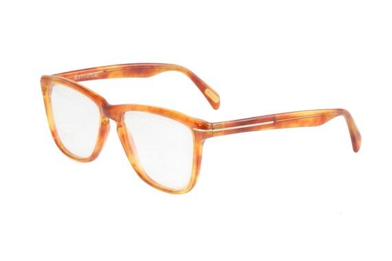 d3ac95405fd Gianni Versace mod. 455 vintage eyeglasses frames hand made in