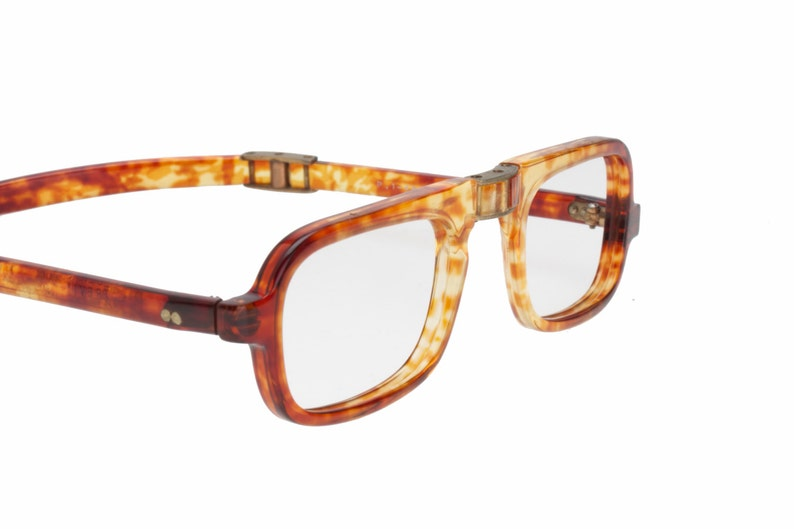 d16a95293ae6 Trevi vintage tortoise shell look folding reading spectacles