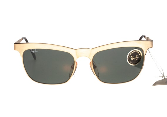 188c156eba2f Rayban Bausch   Lomb W0757 in matte gold or silver New and