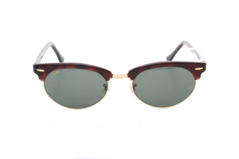 109ee8ede1a4 Rayban Bausch   Lomb NOS W1264 vintage tortoise   gold cateye