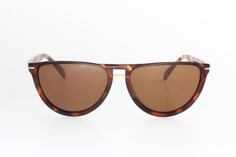 3dcc0a77a04a Gianni Versace 643 80s wrap mask sunglasses flat top double