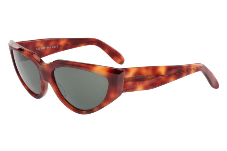 ad50f06e05c38 Ray-Ban Bausch   Lomb Onyx vintage cateye shades made with