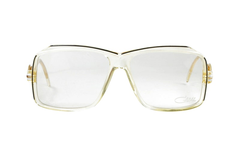 171905ffdfcb Cazal mod. 164 clear oversized square vintage eyeglasses