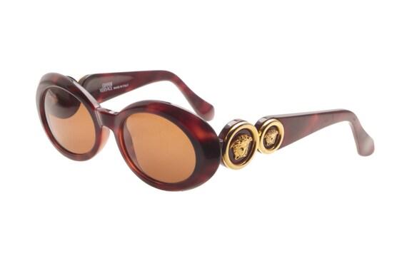 3860895c8c2a Gianni Versace fabulous Mod. 527 418 tortoise double golden