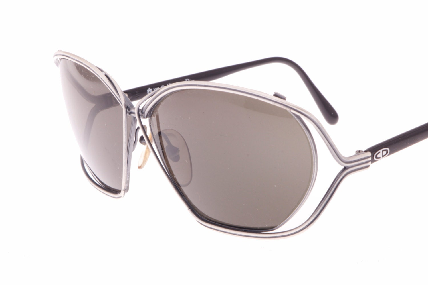 19785df9919ce Christian Dior techie Butterfly Web Sunglasses made in