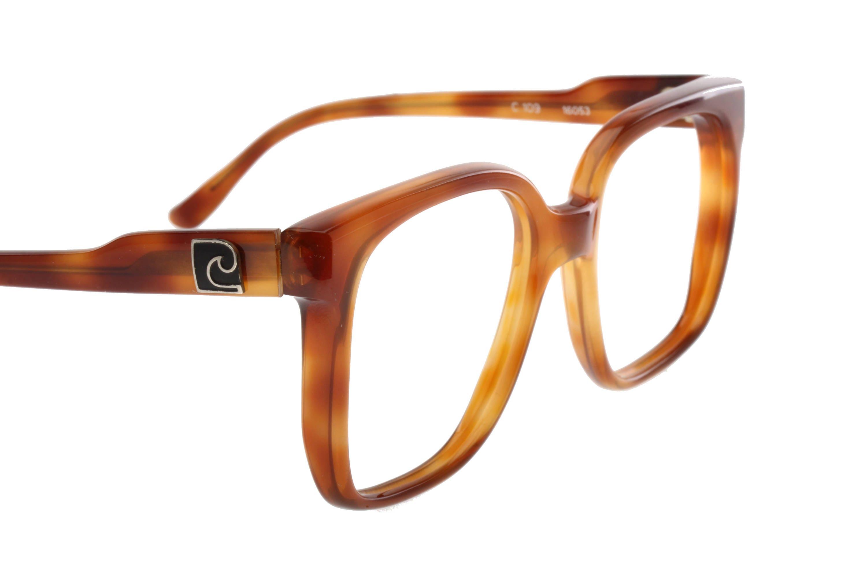 bab8573b56ac Pierre Cardin C109 vintage 70s square eyeglasses frames
