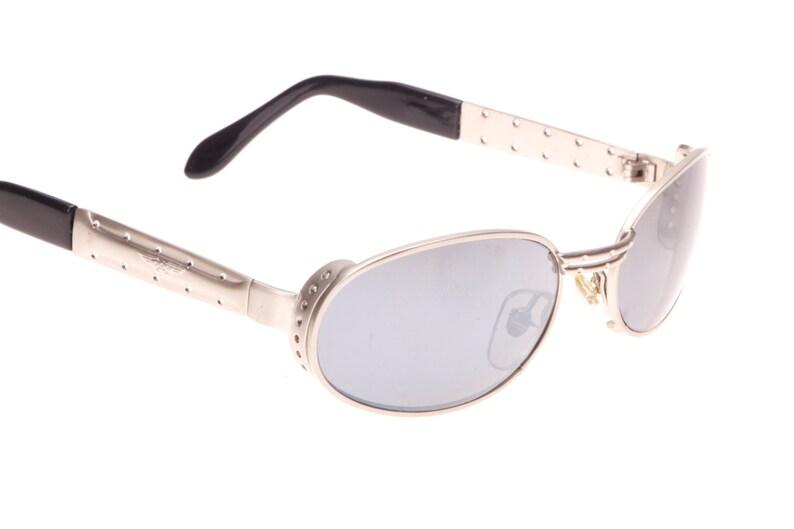 57716b7177577 Hip Steampunk fine quality no brand side shield sunglasses