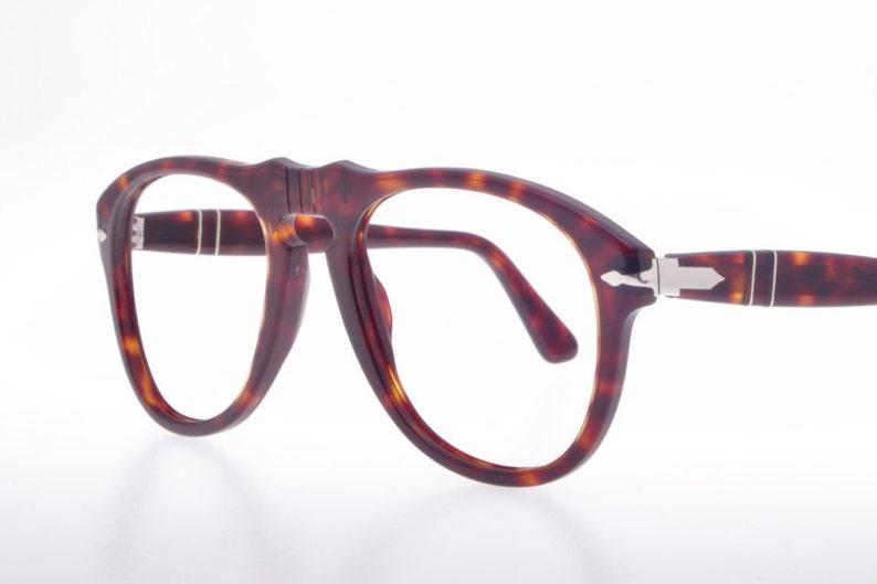 949c52798b Persol 649 classic tortoise cello aviator eyeglasses frames
