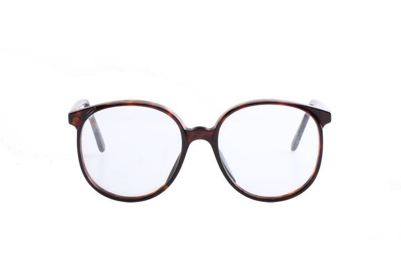 d7028e2d97c2 Anglo American Optical m.132 dark tortoise round retro styles