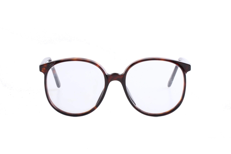 8d88119690 Anglo American Optical m.132 dark tortoise round retro styles