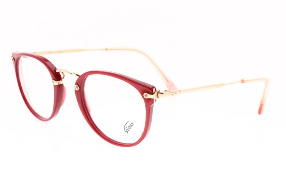 965f075250c Glajan 14kt gold filled square geek frames hand made in Italy