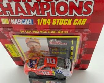 Racing Champions 1996  Ricky Rudd NASCAR