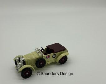 Cream 1930 Bentley