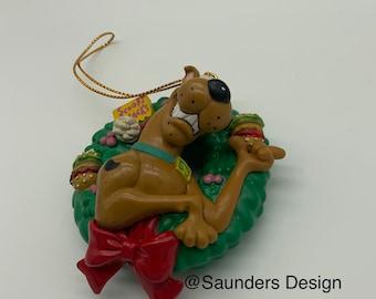 Christmas  Cartoon Ornament