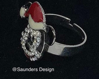 Mickey Mouse Christmas Ring
