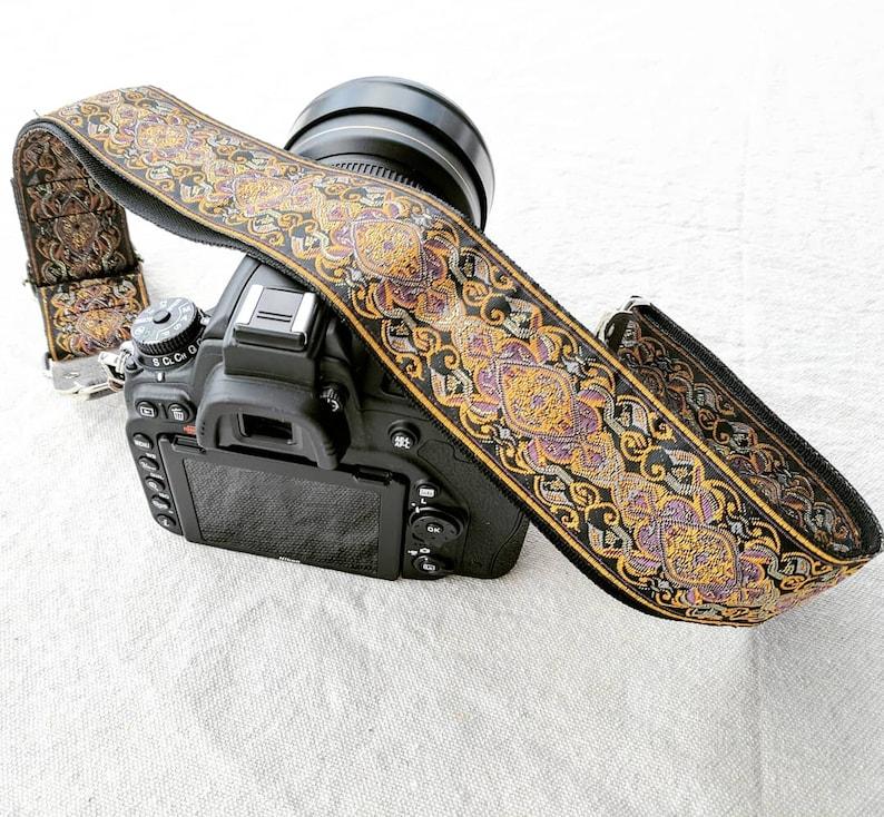 Copper Falls \u2013 SoRetro Adjustable Bag and Camera Strap Handmade in USA Free Shipping