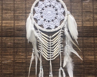 Angel dream catcher 17cm