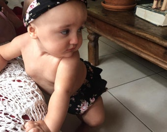 Boho bubs bloomers and bow