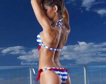 Sailor babe bikini