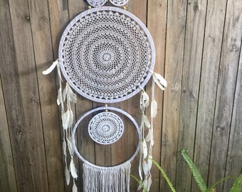 Extra long dreamcatcher