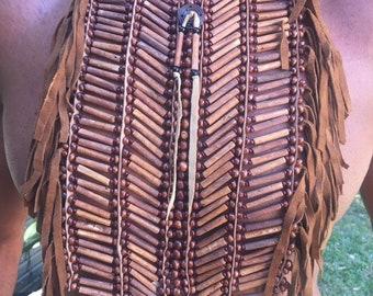 Bone warrior chest piece