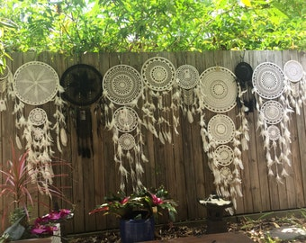wedding , baby shower ,wholesale lot  - dreamcatchers