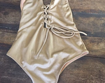 Nude gstring onepiece