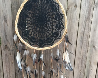 Black tribe dream catcher