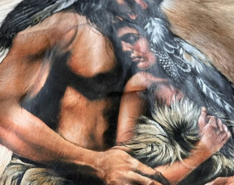 Native American Indian lovers