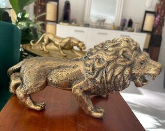 Leo the lion.