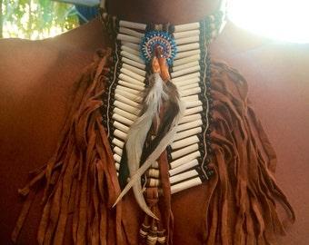 Mini chestplate /necklace