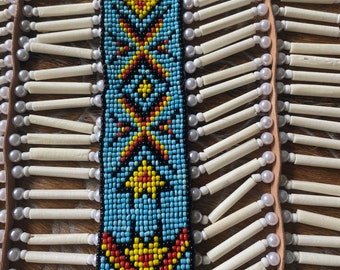 Indian style chest piece