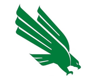 Scrappy the Eagle I University of North Texas