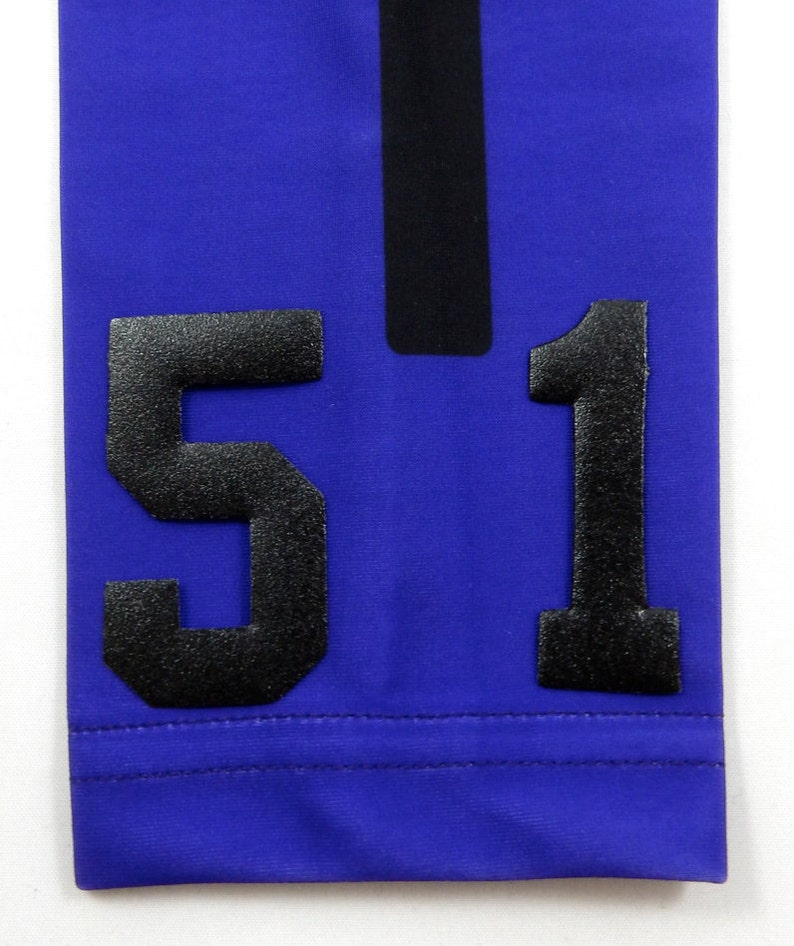 bbce0554ed9f0 Custom Number (PICK YOUR NUMBER) Woodland Camo Purple Black Elite Sports  Arm Sleeve Digital Basketball Football Baseball Soccer Softball